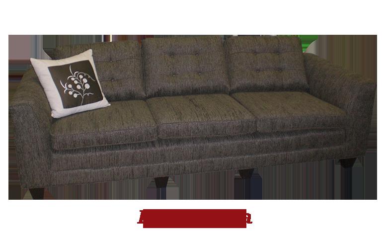 L Back Sofa - MBU Furniture Line