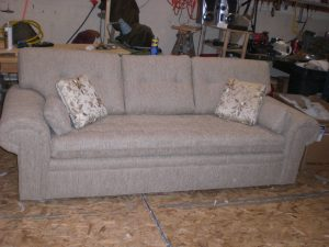 Finished Sofa
