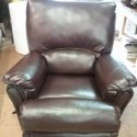 Leather Chair Re-upholstery