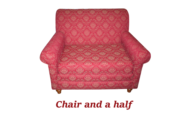 Chair and a half  - MBU Furniture Line