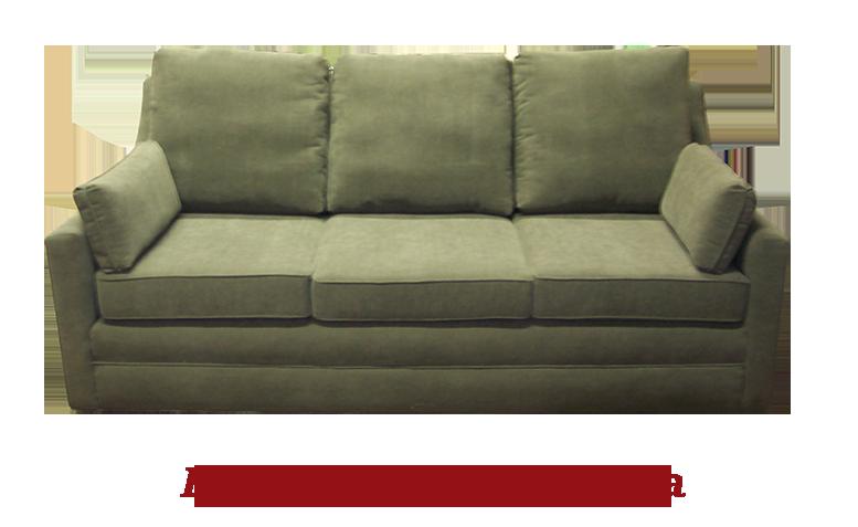 Loose Pillow Back Sofa - MBU Furniture Line