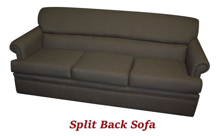 Split Back Sofa - MBU Furniture Line