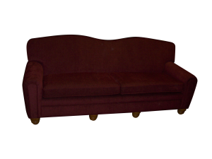 MBU Line Heart Back Sofa
