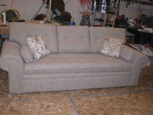 Finished Sofa